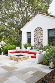 modern patio seating area small garden design ideas houseandgarden co uk
