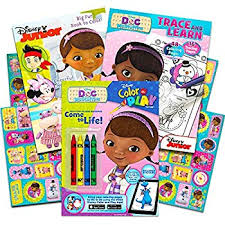 Doc Mcstuffins Big Fun Coloring Book Item May Vary