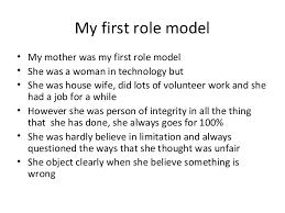 my role model mom essay my role model mom