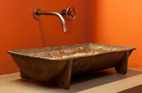 how to paint a cast iron sink