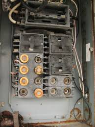 is it time to replace your electrical panel? mastercrafthcp federal pacific fuse box parts an old timey fuse box