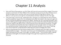 to kill a mockingbird chapters notes ppt  chapter 11 analysis 34 chapter 12 summary