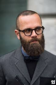 Baldness Hair Style 51 best bald beard glasses images beard bald 8185 by wearticles.com