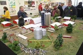 Farm Design Model 1 64 Scale Dairy Farm Farm Layout Hobby Farms Farm Images