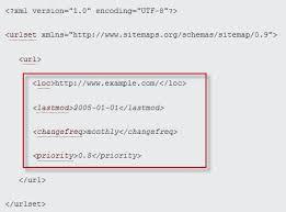 sle xml sitemap file