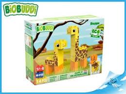 Stavebnice Wildlife Steppe 2v1 žirafajelen Zurielcz