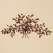 unusual floral metal wall art modern decoration design cantabria branch spray spra click to expand black on large floral metal wall art with floral metal wall art turbid fo