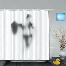 cool shower curtains for guys