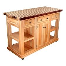 small kitchen island butcher block. Top 71 First-class Moving Kitchen Island White Butcher Block Cart Movable Small W