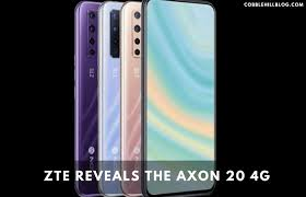 Axon 20 4G Powered By Tiger T618 SoC ...