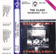Payment Advice Slip Extraordinary The Clash Sandinista Part 48 Cassette Album At Discogs