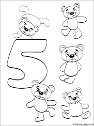 Coloring Pages Numbers 1 10 Coloring Numbers 1 Number Coloring Sheet
