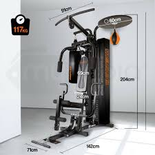 Torros G3 Home Gym Exercise Chart Proflex M9000 Multi Station Home Gym