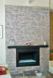 gallery pictures for faux stone electric fireplace canada