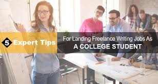 blog get insight into lance academic writing life 5 expert tips for landing lance writing jobs as a college student