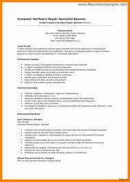 Computer Hardware Repair Specialist Resume Computer Hardware Repair Specialist Resume shalomhouseus 1