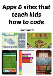 6 great coding websites and apps for tweens and teens   Between Us ...