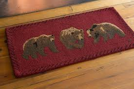 large size of area rug cleaning diy plow hearth bear hand hooked wool reviews rugs splendid