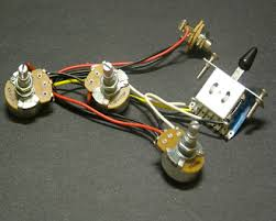 strat wiring harness pre wired guitar harness at Guitar Wiring Harness