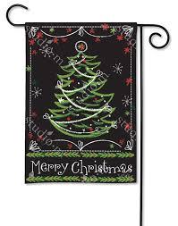 christmas garden flags. Unique Garden Blackboard Christmas Garden Flag  125 And Flags On A Stick