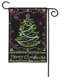 christmas garden flag.  Christmas Blackboard Christmas Garden Flag  125 For Flags On A Stick