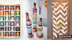 diy craft room storage ideas and craft room organization projects cool ideas for do it