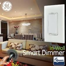ge 45613 ge wave 3. GE Smart Dimmer, Z-Wave, In-Wall, 12724, Works With Ge 45613 Wave 3
