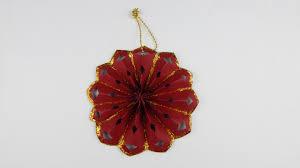 Xmas Decoration Star Diy Papercraft Deco Christmas By