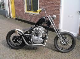 161 best xs650 choppers bobbers images