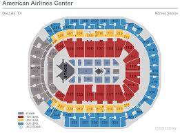 American Airlines Arena Miami Concert Seating Chart Www