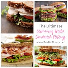 How Many Syns In John West Light Lunch The Ultimate Slimming World Sandwich Fillings