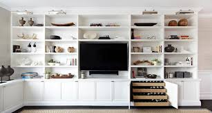 Unique Living Room Shelves And Cabinets Living Room Built In Cabinets  Design Ideas
