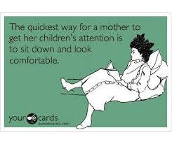 """Alone"""" Time: 50 Funny Parenting Memes - mom.me via Relatably.com"""