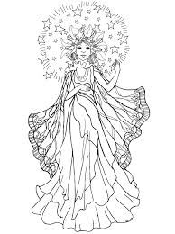 Cute Angels Coloring Pages Print Coloring Pages