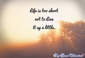 Cute Life Quotes Enchanting Life Is Too Short