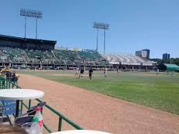 Edmonton Ballpark Formerly Known As Telus Field All You