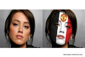 On the battlefield and the home front, the flag symbolized the values and freedoms the nation. Paint Your Face With Manchester United Flag By Mufc4life Fiverr
