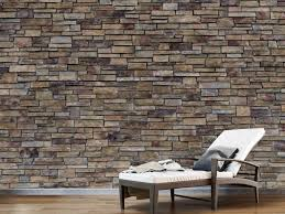 stacked stone wallpaper realistic