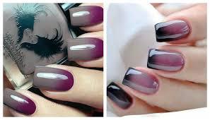 Design Gel Lak Na Nehty Módní Trendy 2017 Foto Beautysummary