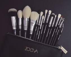 tools of the trade zoeva luxe plete brush set