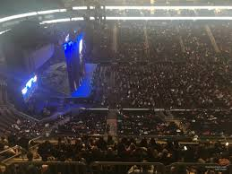 Prudential Center Section 228 Concert Seating