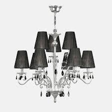 swarovski crystal chandelier costco chandelier mesmerizing chandeliers lighting in silver chandeliers with black lamp cover