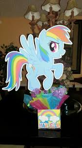 Pony Bedroom Accessories My Little Pony Centerpieces Ideas My Little Pony Birthday Party