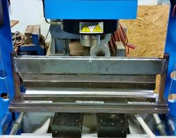 picture of diy press brake