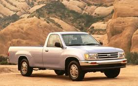 1993 Toyota T100 - Information and photos - ZombieDrive