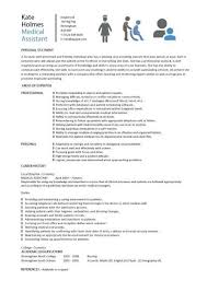 Medical Assistant resume 3 ...