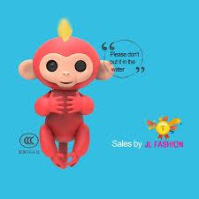 Fingerlings Interactive Baby Monkey Toy Bella - 1pcs – Gifty.PK