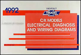 wiring diagram 1993 chevy truck wiring diagrams and schematics 1993 chevy c k pickup suburban blazer wiring diagram manual original