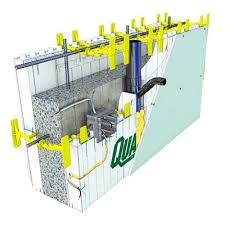 Basement Wall Design Gorgeous R48 Regular ICF Walls QuadLock Building Systems CADdetails