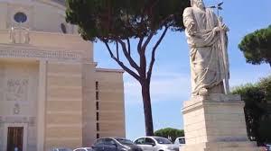 Roma EUR chiesa di San Pietro e Paolo 1938-1955 - videomix - YouTube